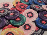 1,000 EPT Ceramic Poker Chips