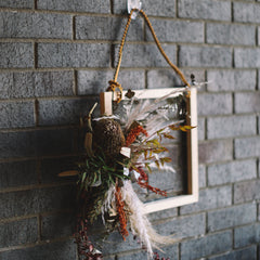Wreath - Everlasting Frame