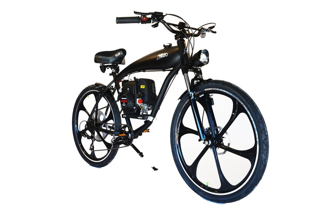 The Importance of Using a Motorized Bicycle