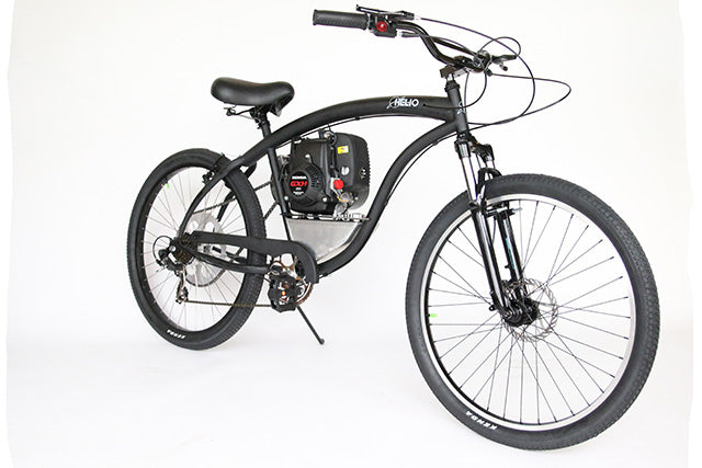 Why a Motorized Bike? See our wide range of Motorized Bicycles for Sale.
