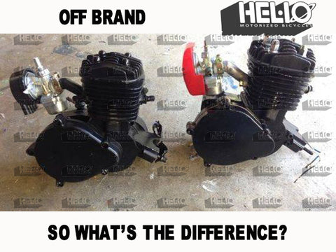 Compare - Why Helio Engine Kits?