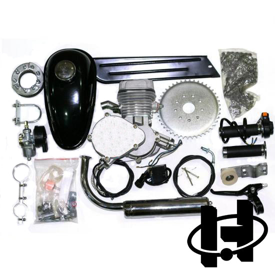 Grubee 66cc/80cc 2 stroke bicycle kit