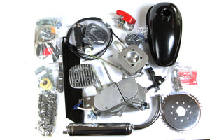 Upgraded 66cc/80cc 2 stroke bicycle engine kit