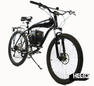 USED Series 43v2 4g Powered Bike