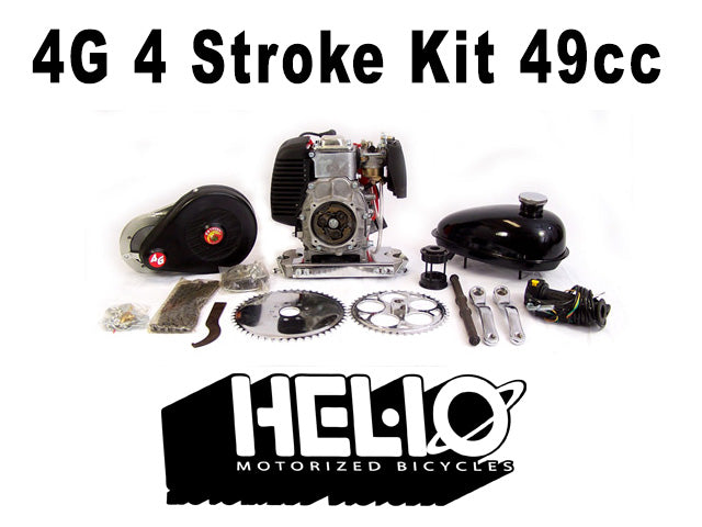 Helio Stealth v3 Bike 4G