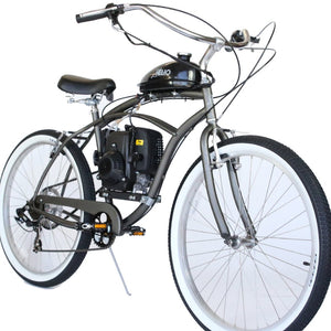 Basic EZM Motorized Bicycle