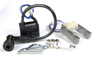 2 Stroke Electrical Repair Kit-Magneto,CDI, Spark Plug