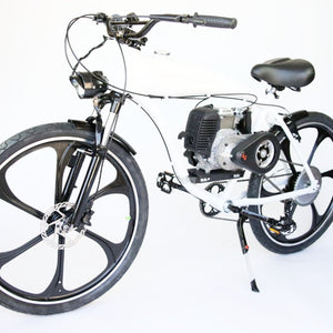 Supernatural v2 4G Powered Bike