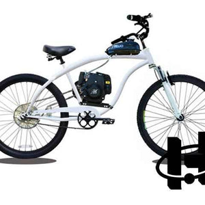 Superbike 7g Motorized Bicycle