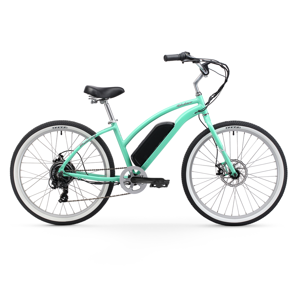 E-Urban Womens Electric Bicycle