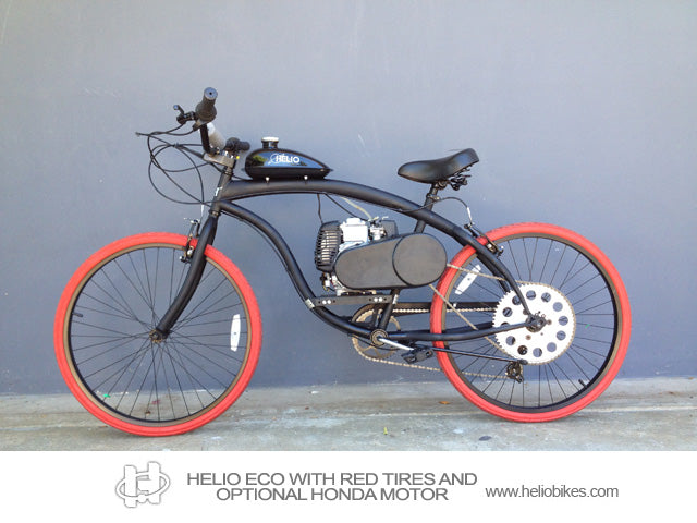 ECO EZM Powered Bike