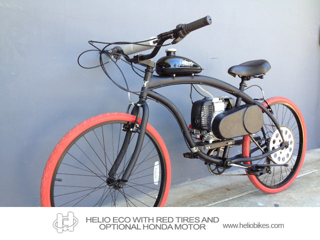 ECO Honda / EZM Powered Bike