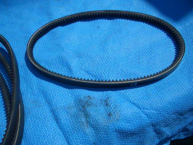 EZM Q Matic Drive Belt