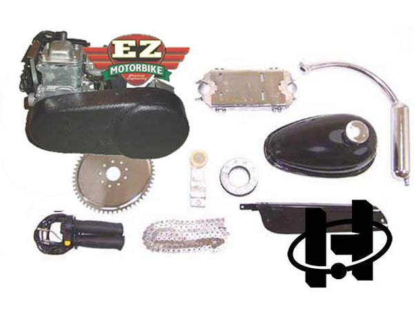 Upgraded EZ Motorbike Bicycle Kit