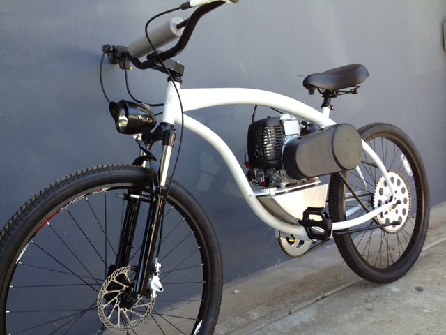 USED FX50 Honda / EZM Powered Bike AVAILABLE NOW