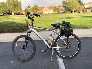 USED 49cc Friction Drive Motorized Bicycle