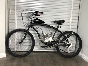 ECO 2 Stroke Motorized Bicycle AVAILABLE NOW