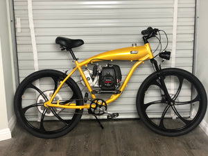 GOLD Supernatural v2 Honda/EZM Bike AVAILABLE NOW