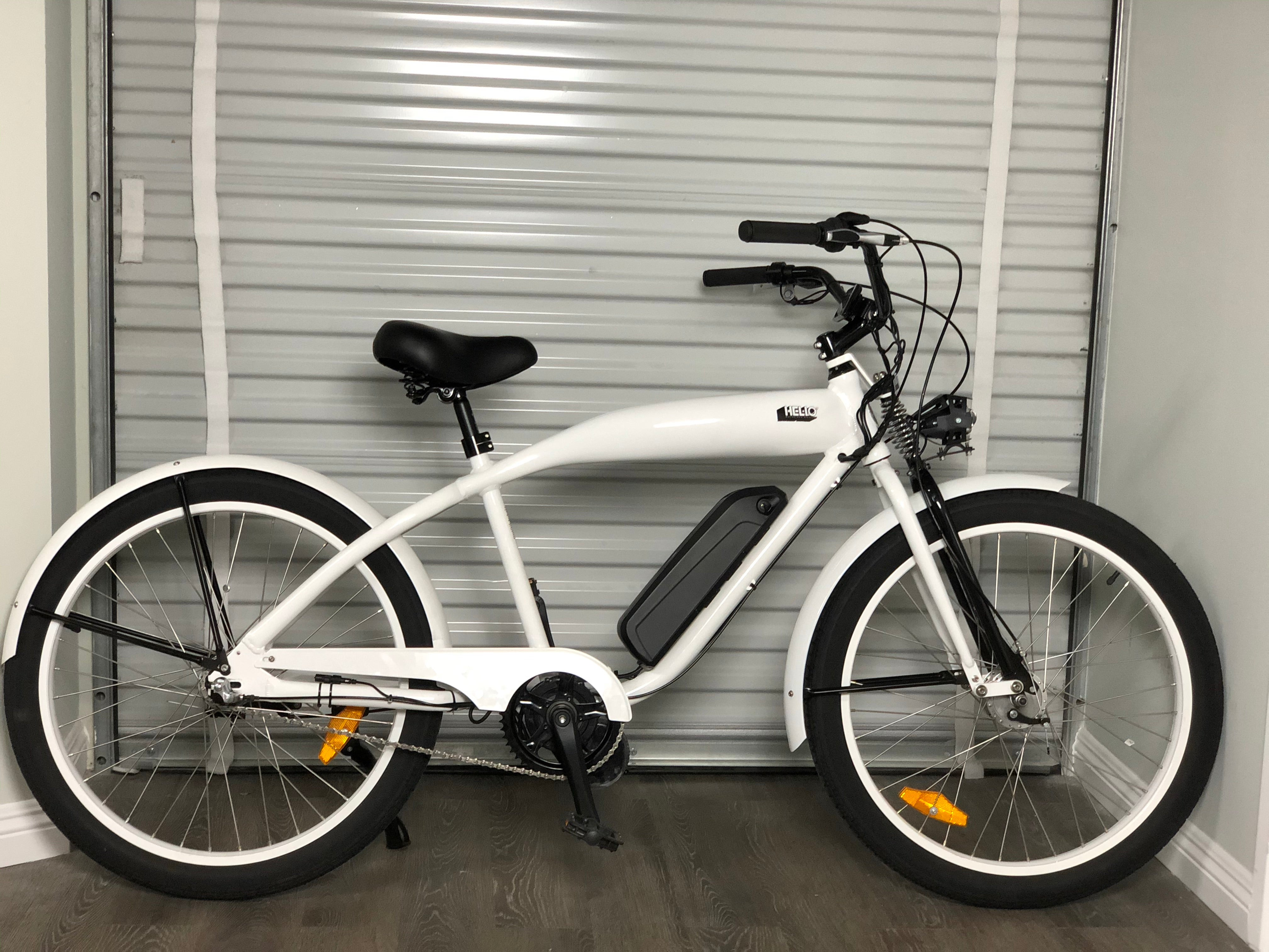 Helio / Phantom Mens Electric Bicycle Available Now