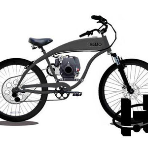 Series 43v2 4g Powered Bike