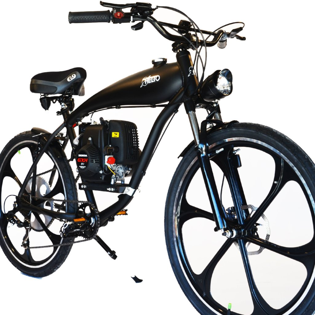 Custom Motorized Bicycle For Sale  4 stroke Motorized Bikes