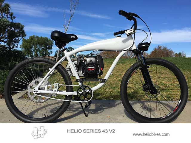 Series 43 v2 Honda / EZM Powered Bike