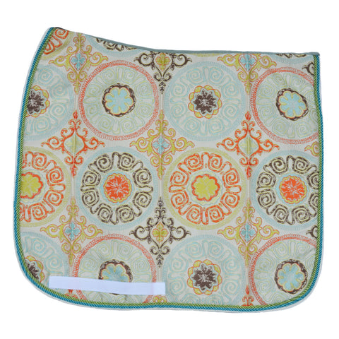 Designer saddle pad by ZIKY