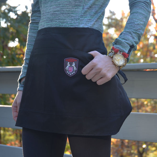 Equestrian grooming apron