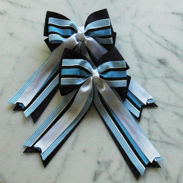 Hunter Jumper hair bow