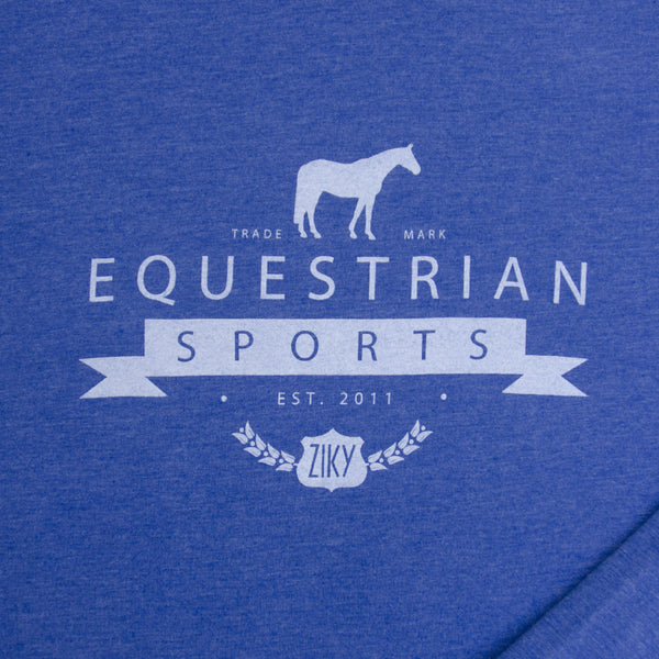 Equestrian Logo Long Sleeve Shirt