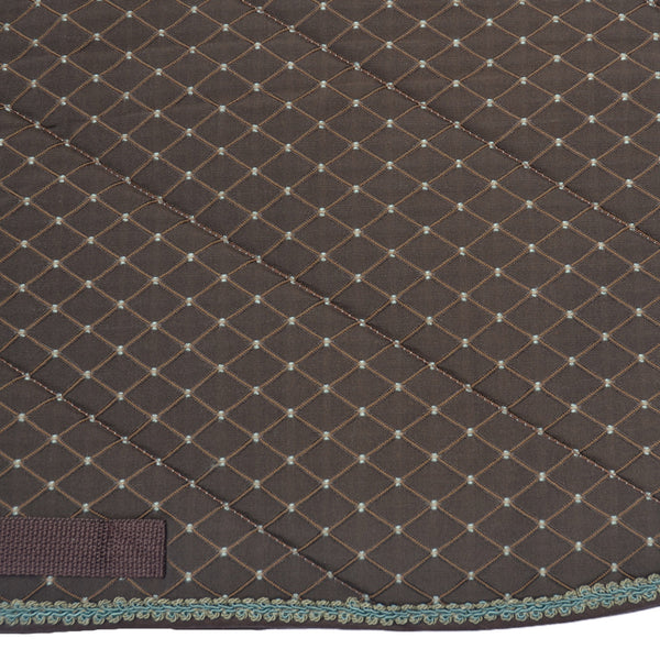 Hand made saddle pad
