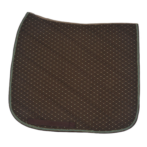 Fancy saddle pad