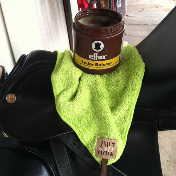 Effax Leather Balm with ZIKY cleaning cloth