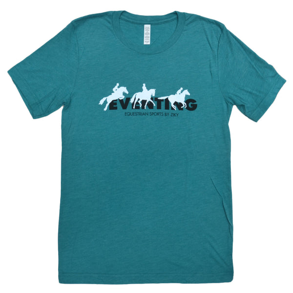Eventing T-shirt by ZIKY