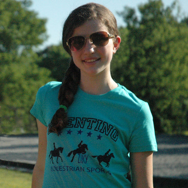Eventing horse shirt