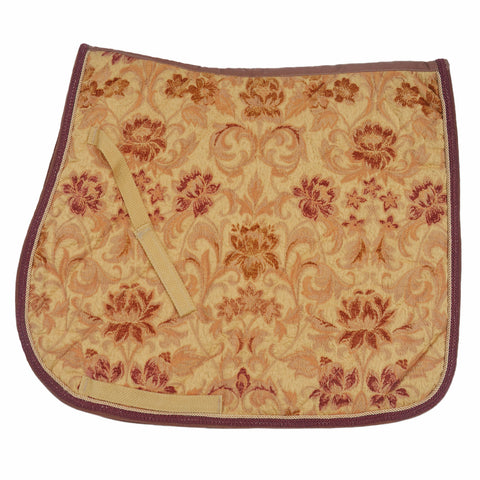 Designer all purpose saddle pad