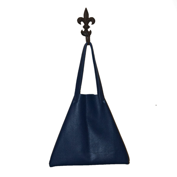 ZIKY custom leather tote bag