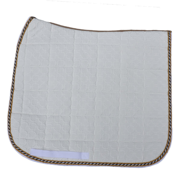 dressage custom saddle pad
