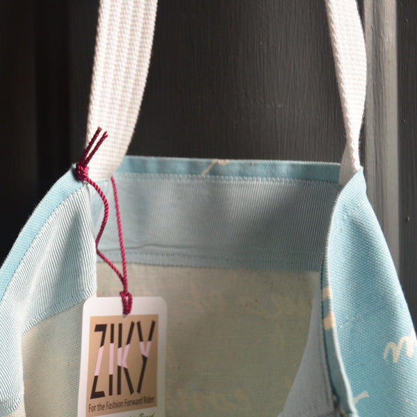 hand made shopping bag