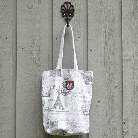 Equestrian polo wrap bag