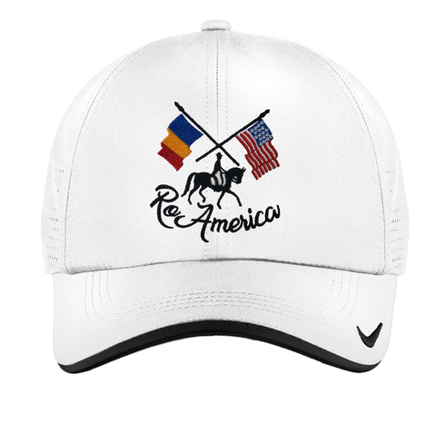 Ro America embroidered Nike cap