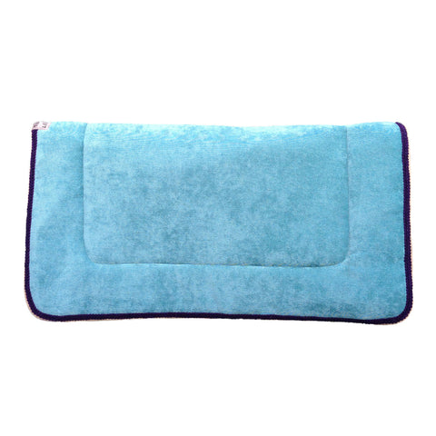western square saddle pad
