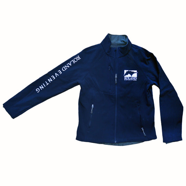 Equestrian team performance jacket