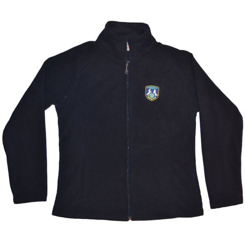 ZIKY equestrian team fleece jacket