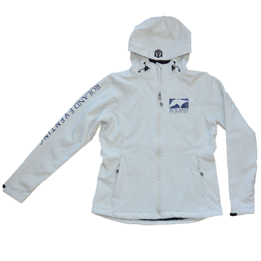Hooded performance jacket