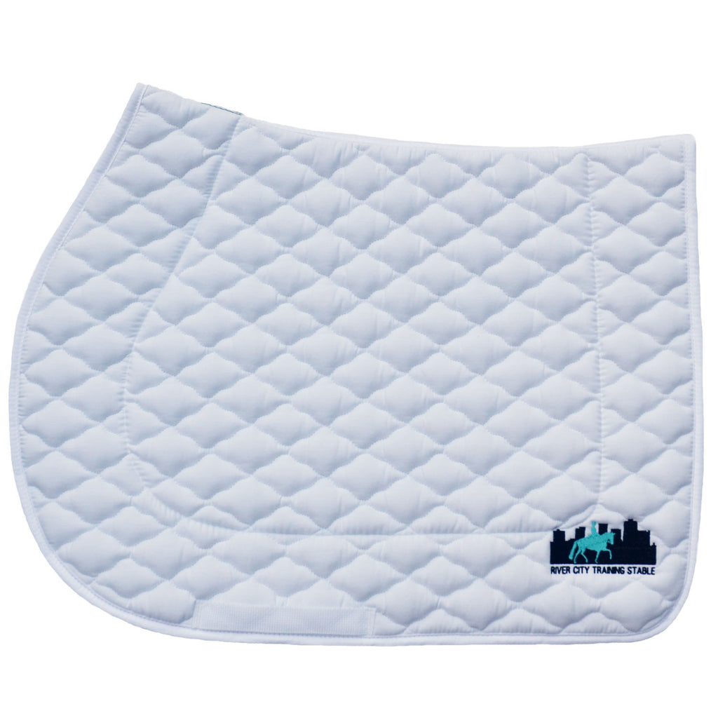 Equestrian Team Saddle Pad