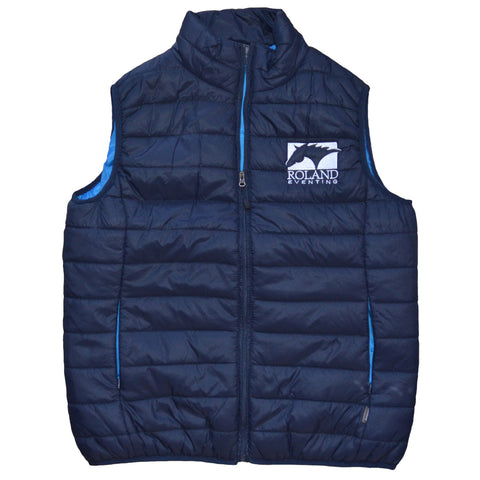 Equestrian Puffy Vest