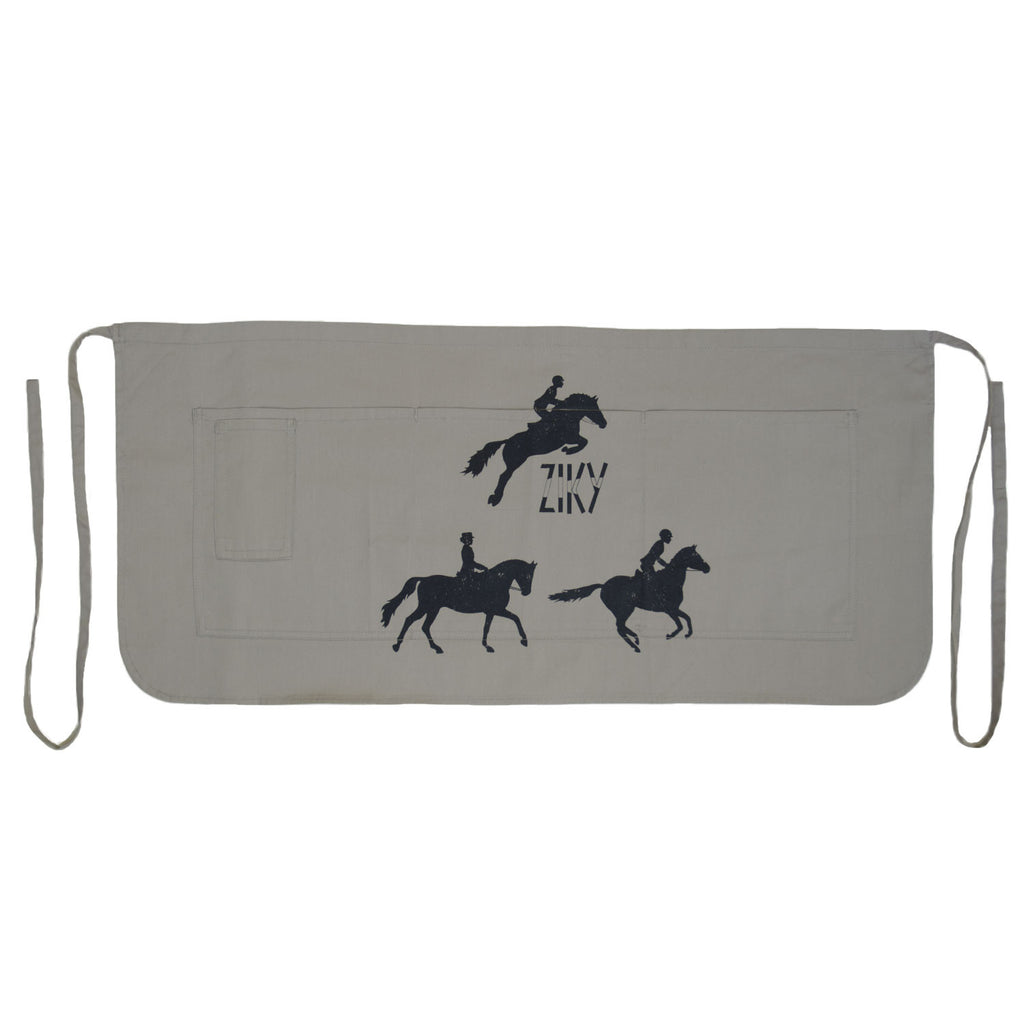 Horse grooming apron