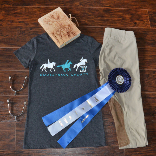 Lifestyle horse shirts by ZIKY