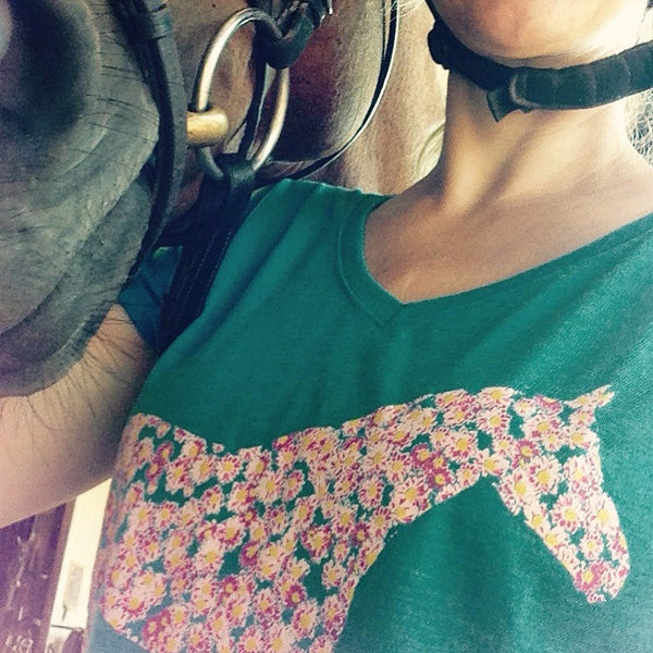 Horse riding shirt by ZIKY